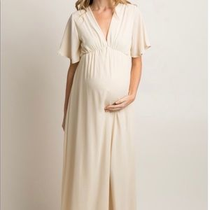 Pinkblush maternity dress